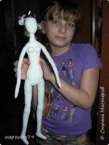 Кукла для дочи фото 3