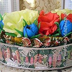 коробочка конфет подруге фото 2
