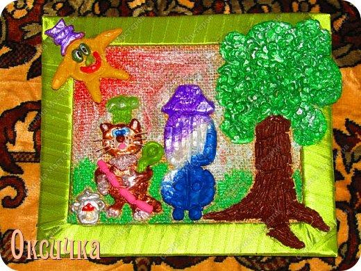 Кот из фарфора + МИНИ МК фото 13