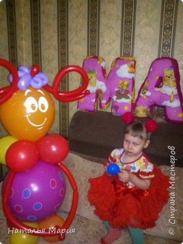 Сделала доченьке на день рождение фото 3