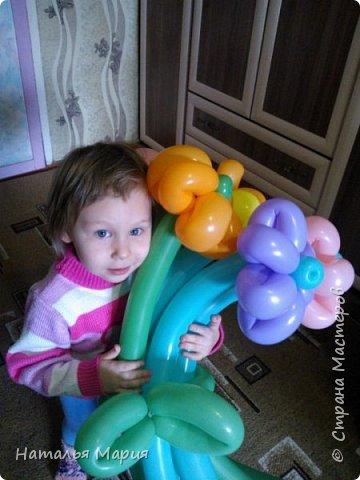 Сделала доченьке на день рождение фото 5