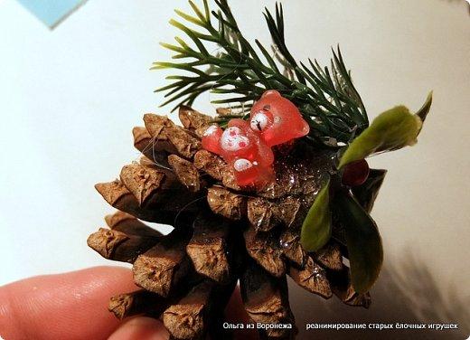 Обновление ёлочных игрушек. фото 13