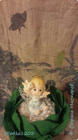 Ангелок в капусте на рождение фото 5