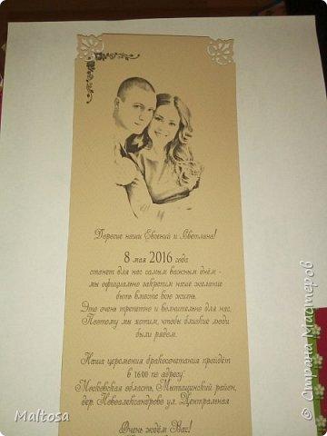 Папка для свидетельства о браке и свеча-очаг фото 7
