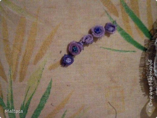 Вот такие цветы я решила сделать для аксессуаров на свадьбу рустик фото 16
