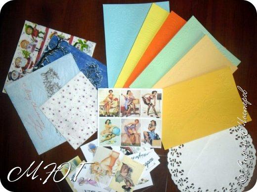 Добрый день! Сегодня получила посылочку по ПИФ игре от Олечки http://stranamasterov.ru/user/305023 .Огромное-огромное спасибище ,тебе Оленька за такие подарочки!!!!! фото 5