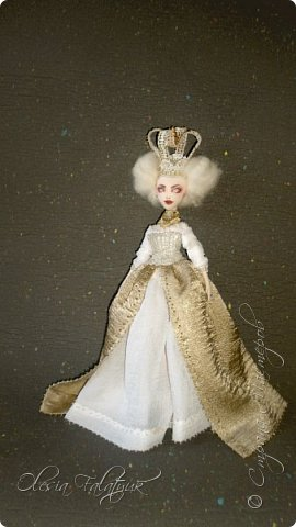 Королева альбинос. фото 4
