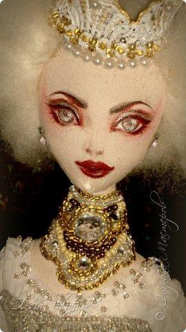 Королева альбинос. фото 3