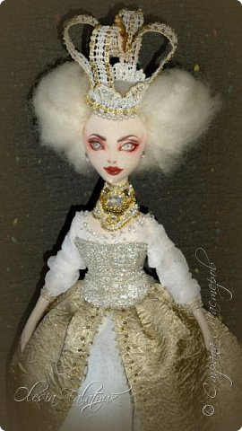 Королева альбинос. фото 2