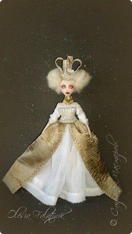 Королева альбинос. фото 1