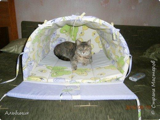Домик для кошки. фото 2