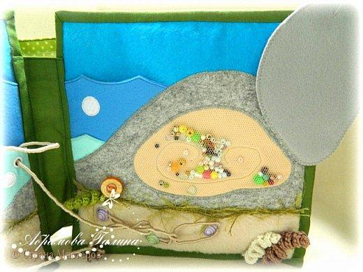 Яркая, красочная, сочная развивающая книжка для малышей. фото 8