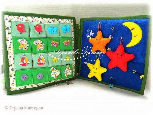 Яркая, красочная, сочная развивающая книжка для малышей. фото 9
