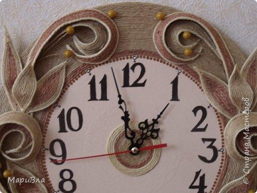 Вдохновясь чудесными работами Веры Пушиной и Jalilija http://stranamasterov.ru/user/402095, создалась у меня пара настенных часов. Эти - уже вторые, сделаны по просьбе коллеги. фото 8