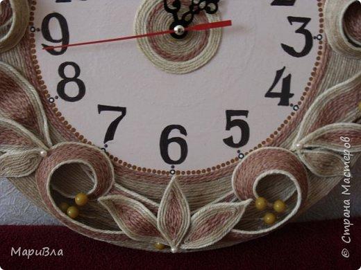 Вдохновясь чудесными работами Веры Пушиной и Jalilija http://stranamasterov.ru/user/402095, создалась у меня пара настенных часов. Эти - уже вторые, сделаны по просьбе коллеги. фото 7