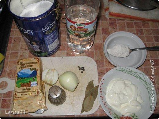 Добрый день, дорогие мастерицы! Не претендую на ВАУ-пост, просто хочу поделиться с вами рецептом одного из своих любимых блюд. Грибочки с мозгами - обожаю! фото 2