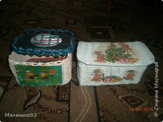 Шкатулки для мелочей. фото 1