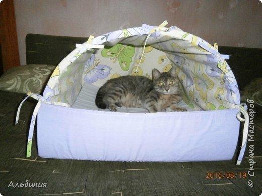 Домик для кошки. фото 4