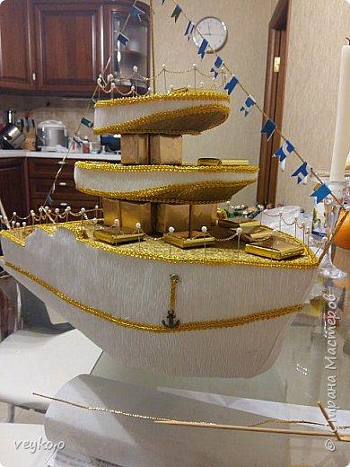 макет корабля фото 5