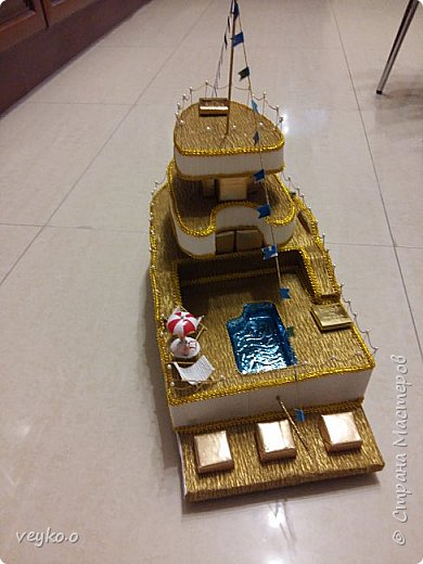 макет корабля фото 3