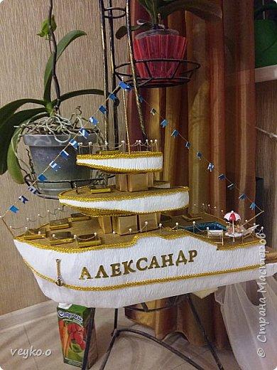 макет корабля фото 1