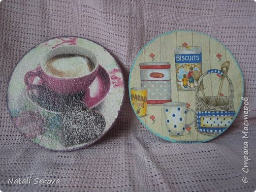 Два наборчика (разделочная доска и подставка под горячее) доча подарила бабушке  фото 10