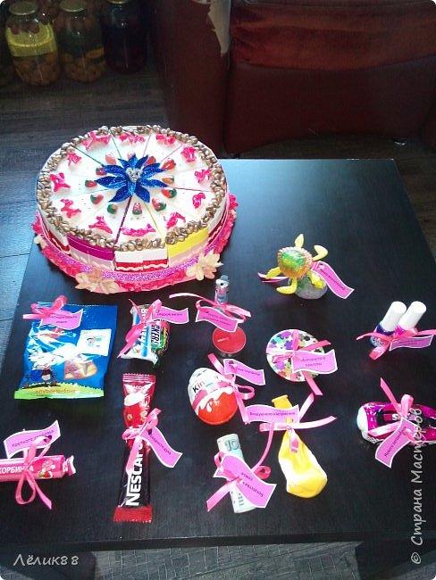 У моей подруги скоро день рождения. И я решила приготовить для нее необычный торт. Как думаете ей понравится? фото 3