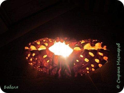 Светильник фото 5