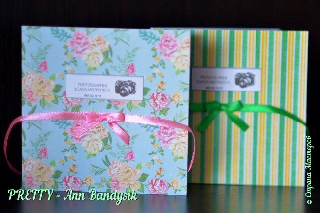 конверты для дисков для фотографа фото 1