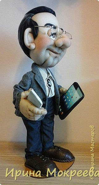 Мужчина директор ,любитель гаджетов. фото 5