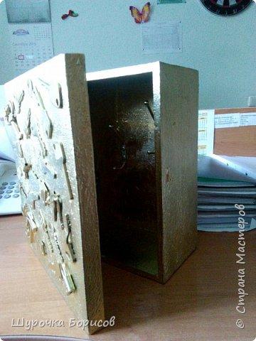 Как понятно по картинке  ключница для любителей АУДИ. фото 3