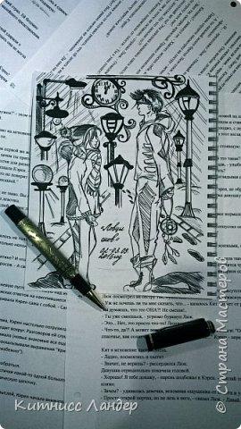 """Авторские арты к """"Ловцам Снов"""" фото 4"""