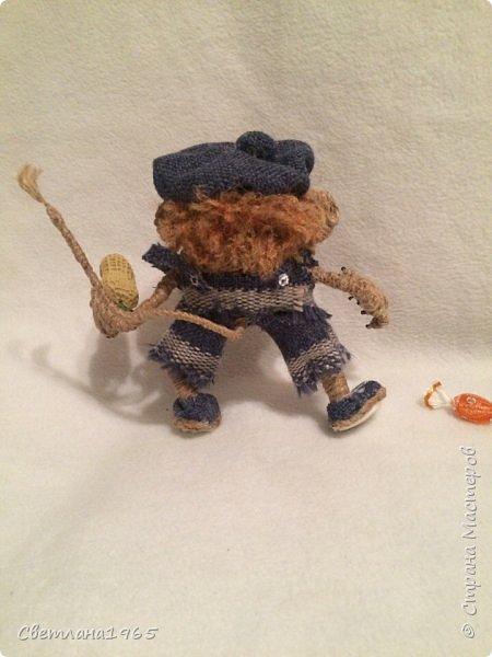 Приветствую страну!!!Очень нравятся джутовые игрушки сделанные местными умелицами,в частности, Лисоля, Nola29 !Появился крыскин-мышкин! фото 5