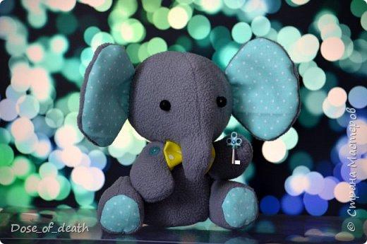Делая - http://stranamasterov.ru/node/1048289, заразилась слониками. И решила сделать ещё несколько... фото 3