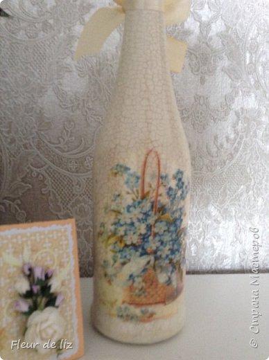 Бутылочка. Лицевая сторона фото 2