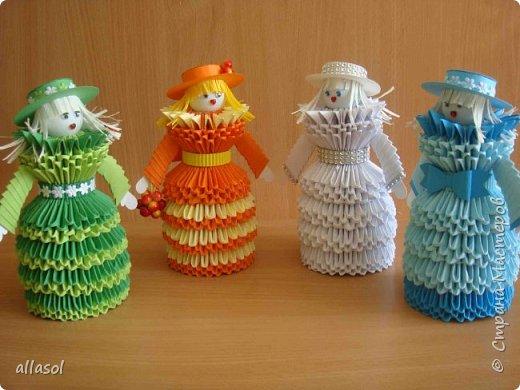 Пополнение в кукольной семейке http://stranamasterov.ru/node/951576  Времена года. фото 1