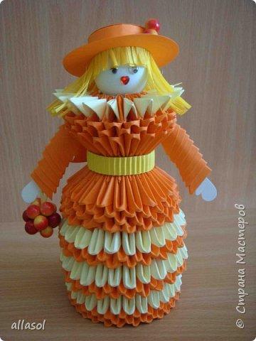 Пополнение в кукольной семейке http://stranamasterov.ru/node/951576  Времена года. фото 2