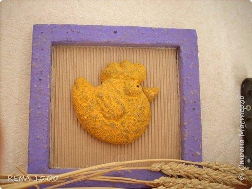 """Сердечки сделаны в подарок моей подруге Ольге. Пусть послужат оберегом в её доме, помогая хранить любовь, мир и согласие. В своём мастер-классе Аурелия учит нас как создавать """"камни""""   http://stranamasterov.ru/node/510625?c=favorite   Большое спасибо ей, благодаря этому, много чего хочется налепить из """"камня"""". фото 3"""