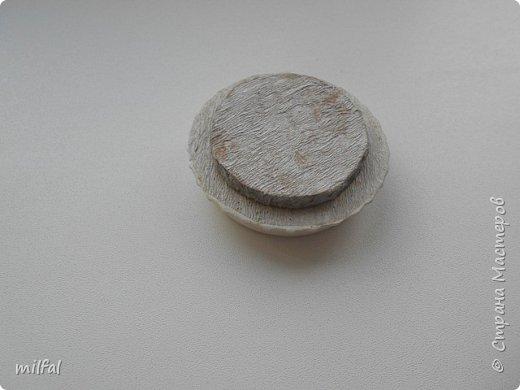 Шкатулки получились из консервных банок. фото 5