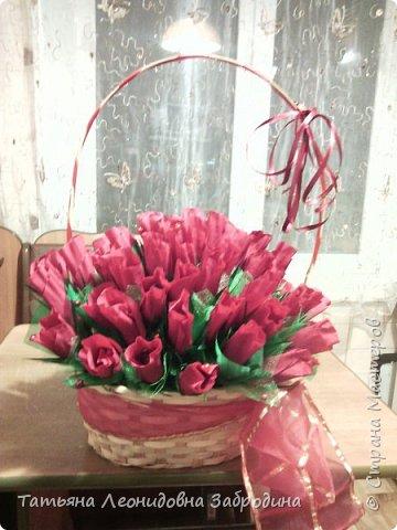 подарок для свекрови: 65 сладких роз фото 3