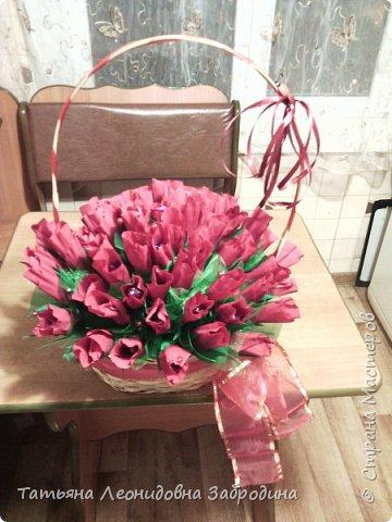 подарок для свекрови: 65 сладких роз фото 2