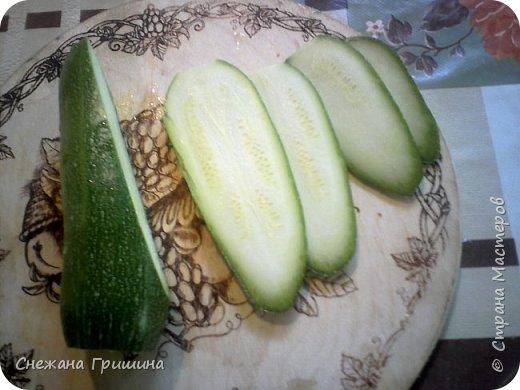 Добрый день дорогие соседи!!! Хочу поделится своим любимым рецептом приготовления кабачков тушеных с овощами! Еще в дополнение ежики. фото 5