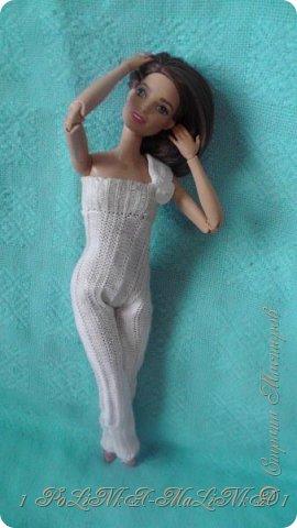 """Работа на конкурс """"Мисс кукольная жизнь"""" фото 1"""