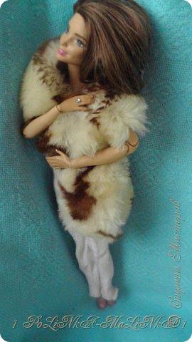 """Работа на конкурс """"Мисс кукольная жизнь"""" фото 5"""