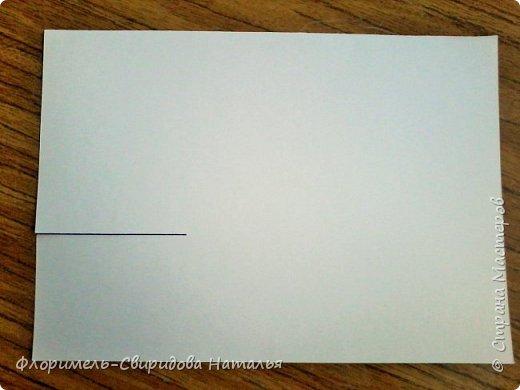 Продолжаю тему изготовления легких поделок из прямоугольника. Чем мне нравятся эти поделки, так это безотходным производством :-) фото 2