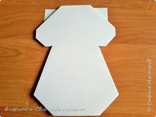 Продолжаю тему изготовления легких поделок из прямоугольника. Чем мне нравятся эти поделки, так это безотходным производством :-) фото 15