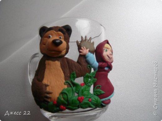 Кружечка для малышки с любимыми героями. фото 1