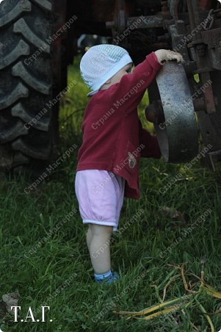 В детстве, как все, с нетерпением ждала каникулы, что бы ехать в гости к бабушке в деревню. Надеюсь, что внук Виталик будет спешить в страну своего детства. Дочь с мужем и внуком живут в другом городе, но достаточно регулярно навещают нас. фото 33