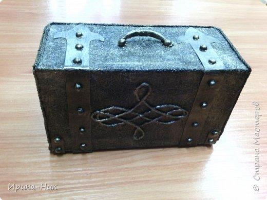 По случаю понадобилось много коробочек для оформления)) Прошу прощения за качество фотографий - что-то неудачные получились фото 6