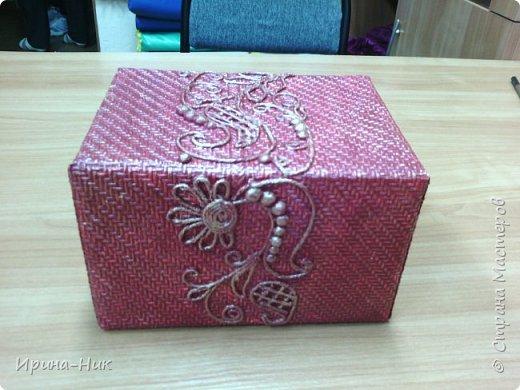По случаю понадобилось много коробочек для оформления)) Прошу прощения за качество фотографий - что-то неудачные получились фото 9